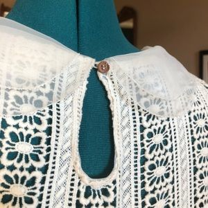 Anthropologie Tops - DETAIL BLOUSE